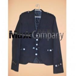 Blue Argyle/Argyll Scottish Kilt Jacket with vest