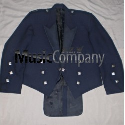 Blue Prince Charlie Scottish Kilt Jacket with vest