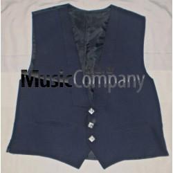 Blue Prince Charlie Scottish Kilt Waistcoat