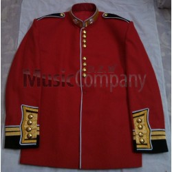 Irish Guards Warrant Officer Tunic