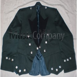 Green Regulation Doublet Kilt Jacket and Vest
