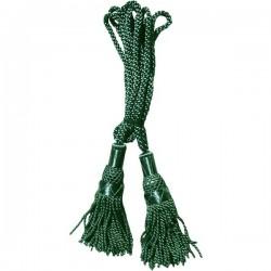 Green Silk Bagpipe Drone Cord