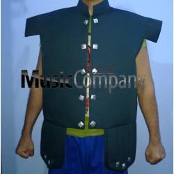 Green Chieftain Jacobite Kilt Waistcoat