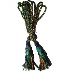Multi Color Hunting Stewart Silk Bagpipe Drone Cord