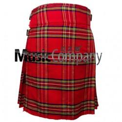 Traditional Royal Stewart Man Kilt