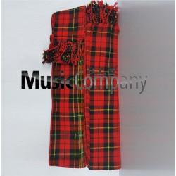 Piper Gordon Dress Pleated Plaid