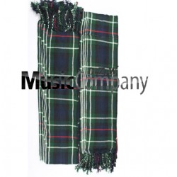 Piper MacKenzie Pleated Plaid