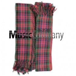 Piper MacDonald Pleated Plaid