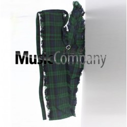 Black Watch Drummer Plaid Pleated