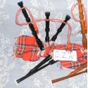 Black Children's Toy Bagpipe