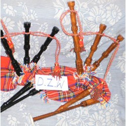 Brown Children's Toy Bagpipe