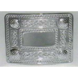 Celtic Knot Waist Belt Buckle