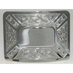 Celtic Dress Waist Belt Buckle