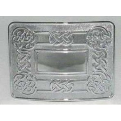Celtic Swirl Waist Belt Buckle