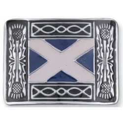 St Andrews Cross Waist Belt Buckle