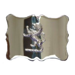 Scottish Rampant Lion Waist Belt Buckle