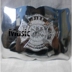 Firefighter Waist Belt Buckle