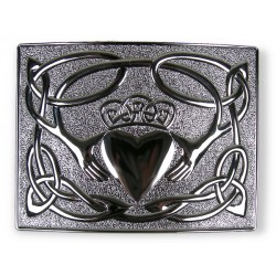 Claddagh Irish Range Waist Belt Buckle