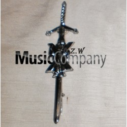 St Andrews Swords Kilt Pin