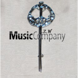 Scottish Swords Kilt Pin