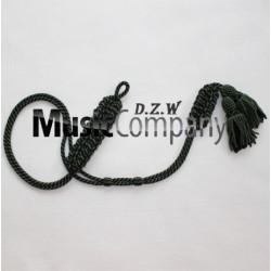 Royal Military Rifles Green/Black Colour Dress Uniform Cord
