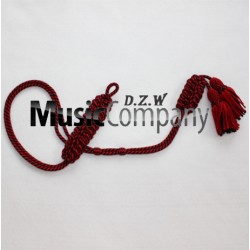 Royal Military Rifles Red/Black Colour Dress Uniform Cord