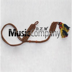 British Military Royal Tri Colour Dress Uniform Cord