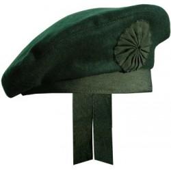 Dark Green Royal Irish Regiment Rangers Caubeen
