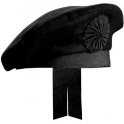 Black Royal Irish Regiment Rangers Caubeen