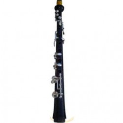 Irish African Blackwood or Ebony wood Replacement Bagpipe Chanter with 5 keys