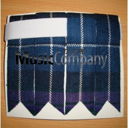 Pride of Scotland Tartan Scottish/Highland Kilt Sock Flashes
