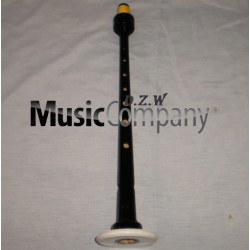 Rosewood Bagpipe Chanter Ivory Sole