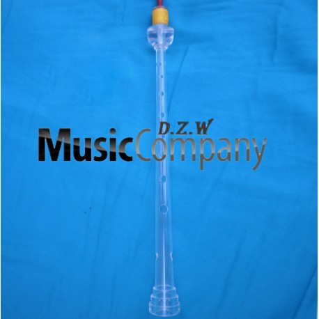 Transparent Replacement Bagpipe Chanter