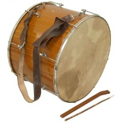 "Tupan Drum, 20"", Bolt Tuned"