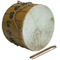 "Tupan Drum, 20"", Rope Tuned"