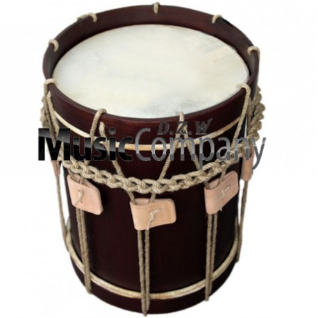 Renaissance Drum 10 inches  x 11 inches with Stick and Belt