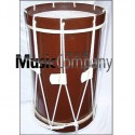 Renaissance Drum 10 inches  x 21 inches with Stick and Belt