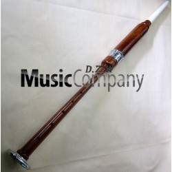 Engraved Rosewood Practice Chanter