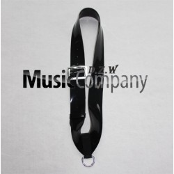 Black PVC Side/Tenor Drum Sling