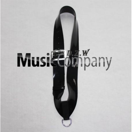 Black PVC Side/Tenor Drum Sling