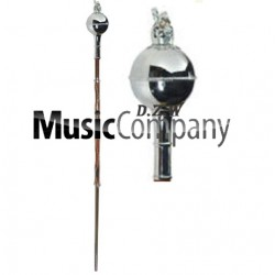 Ball Shape Head Drum Major Mace Stick
