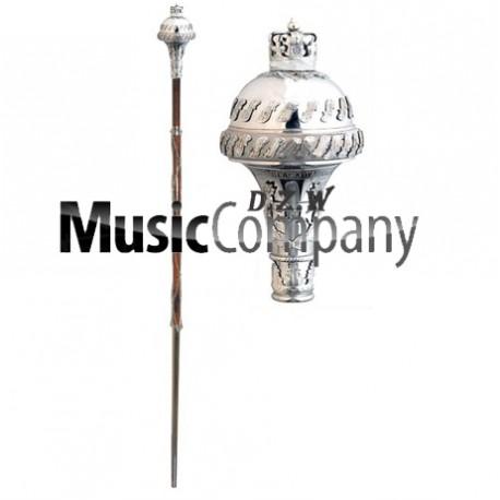 Ceremonial Drum Major Mace Stick