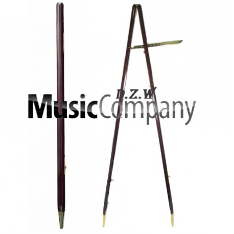 Rosewood Pace Stick with Brass Fitting
