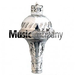 Spare Ceremonial Mace Head with Crown