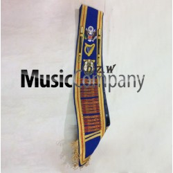 US Seal Coat Drum Major Baldric Sash