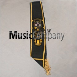 Pride Tradition Honor Drum Major Baldric Sash
