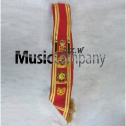 Australian Army Cadet Drum Major Baldric Sash